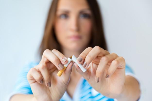 Quitting smoking increases hunger?